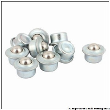 INA PCJ40-N Flange-Mount Ball Bearing Units