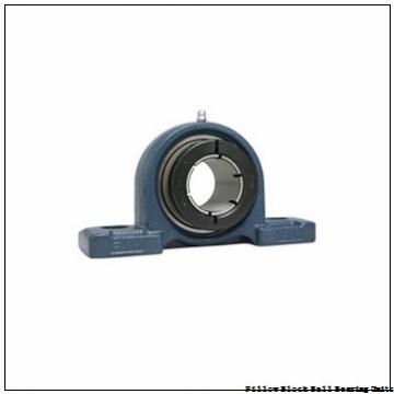 1.188 Inch | 30.175 Millimeter x 1.5 Inch | 38.1 Millimeter x 1.563 Inch | 39.7 Millimeter  Sealmaster NPL-19TC Pillow Block Ball Bearing Units