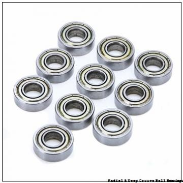 MRC 220SFF Radial & Deep Groove Ball Bearings