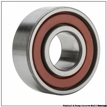 45.000 mm x 58.0000 mm x 7.00 mm  MRC 1809SZZ Radial & Deep Groove Ball Bearings