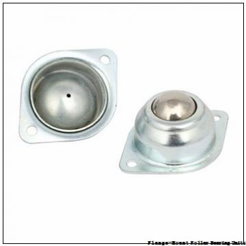 QM QAF10A115SO Flange-Mount Roller Bearing Units