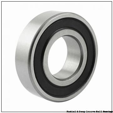 MRC 1924S-BRZ Radial & Deep Groove Ball Bearings