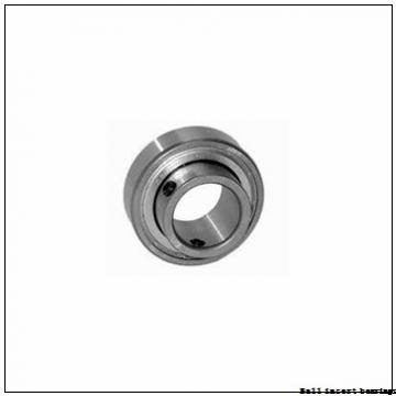 42,8625 mm x 85 mm x 42 mm  Timken GYA111RRB Ball Insert Bearings