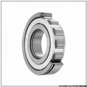 80 mm x 170 mm x 39 mm  NSK NU316 M C3 Cylindrical Roller Bearings