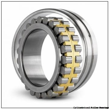 85 mm x 180 mm x 60 mm  NSK NU 2317 W Cylindrical Roller Bearings