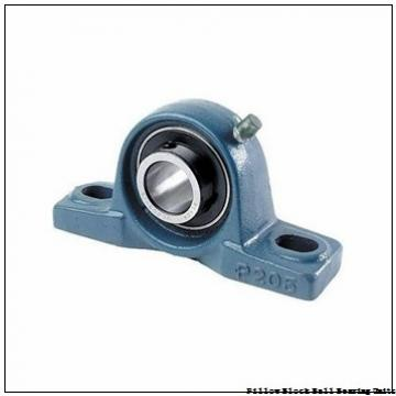 1.938 Inch | 49.225 Millimeter x 2.188 Inch | 55.575 Millimeter x 2.5 Inch | 63.5 Millimeter  Sealmaster MP-31C Pillow Block Ball Bearing Units