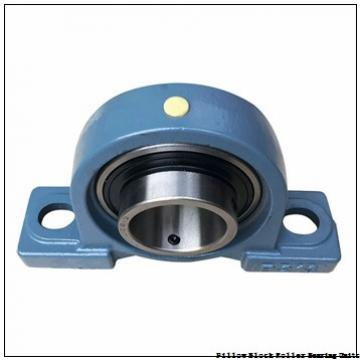 5.4375 in x 17-3/8 to 19-1/4 in x 8 in  Rexnord MAF5507F Pillow Block Roller Bearing Units