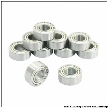 MRC 206S-HYB#1 Radial & Deep Groove Ball Bearings