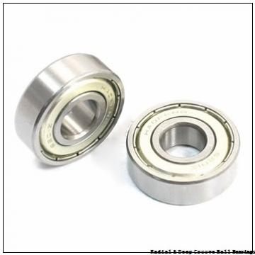 MRC 217SZ Radial & Deep Groove Ball Bearings