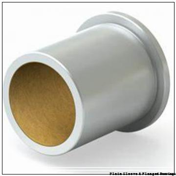 Bunting Bearings, LLC CB081116 Plain Sleeve & Flanged Bearings