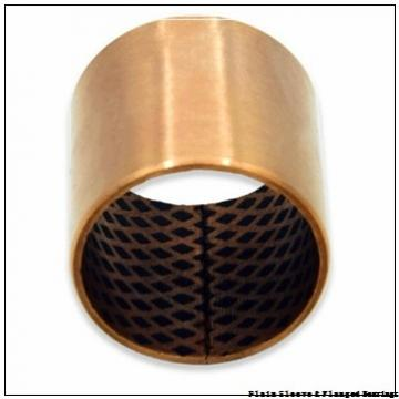 Bunting Bearings, LLC CB384632 Plain Sleeve & Flanged Bearings