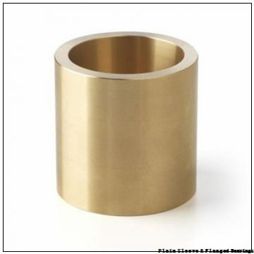 Bunting Bearings, LLC CB485852 Plain Sleeve & Flanged Bearings