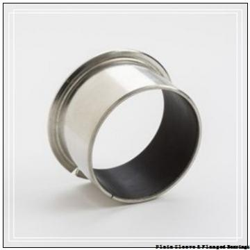 Bunting Bearings, LLC EP061206 Plain Sleeve & Flanged Bearings