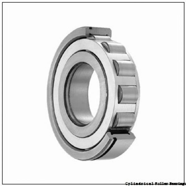 95 mm x 170 mm x 43 mm  NSK NU 2219 W Cylindrical Roller Bearings #1 image