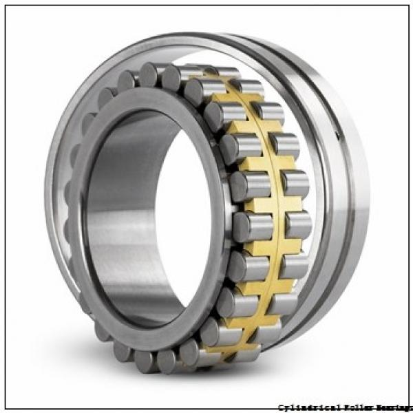 30 mm x 90 mm x 23 mm  NSK NJ 406 W Cylindrical Roller Bearings #3 image