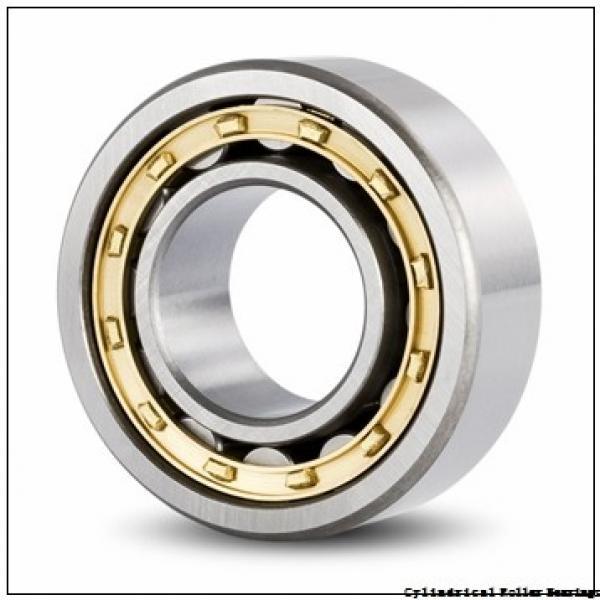 95 mm x 170 mm x 43 mm  NSK NU 2219 W Cylindrical Roller Bearings #3 image