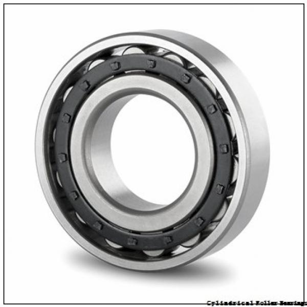 95 mm x 170 mm x 43 mm  NSK NU 2219 W Cylindrical Roller Bearings #2 image