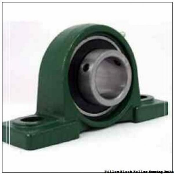 5.9375 in x 19-3/8 to 21-5/8 in x 8-1/8 in  Rexnord ZAFS5515F Pillow Block Roller Bearing Units #3 image